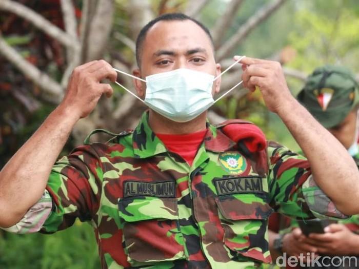 Wakil Kabid Komando Kesiapsiagaan Angkatan Muda Muhammadiyah (Kokam) PW Pemuda Muhammadiyah Jatim Al Muslimun
