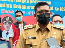 Bobby Buka Suara soal Wartawan Dihalau Paspampres-Polisi