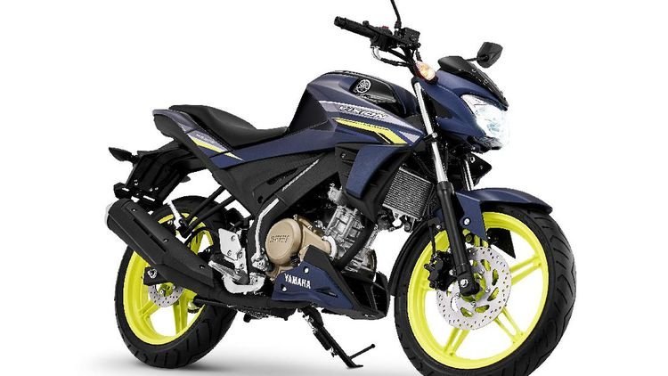 Yamaha Vixion yang Tampil Mentereng