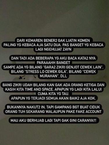 curhatan Zikri Daulay