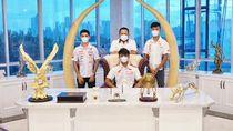 Ketua MPR Dorong Pebalap Muda RI Terima Vaksinasi COVID-19
