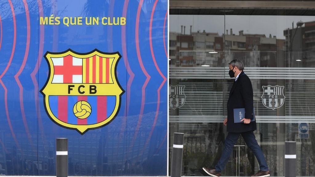 Skandal Barcagate Tak Cuma Merusak Reputasi Barcelona, tapi Juga LaLiga