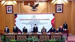 Eri-Armuji Dilantik, Pesan DPRD Surabaya: Atasi Dampak Pandemi
