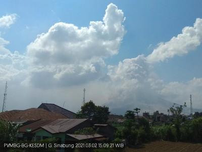 Mengenal Gunung Sinabung, Sempat Tidur Panjang Selama Ratusan Tahun