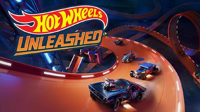 Game Hot Wheels Unleashed buatan Mattel