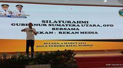 Gubsu Khawatir Kasus Penghinaan Pesantren Musthafawiyah Jadi Isu SARA