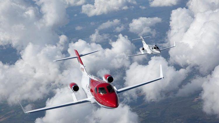 Sudah Terjual 170 Unit, Ini Wujud Pesawat Jet Honda Rp 73,5 Miliar