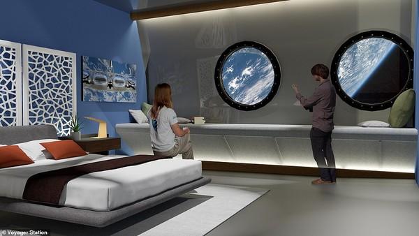 Setiap orang dapat membeli satu modul berukuran 20x12 meter untuk vila pribadi atau beberapa modul untuk membuat hotel dengan spa, bioskop, dan lainnya. Sementara itu untuk pemerintah, mereka bisa menggunakan modul sebagai pusat pelatihan bagi astronot yang akan pergi ke Mars.