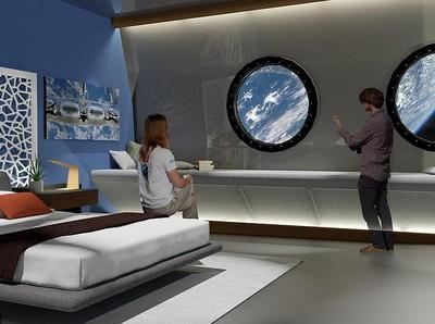 Voyager Station, Hotel Luar Angkasa yang Dibangun di Orbit Bumi