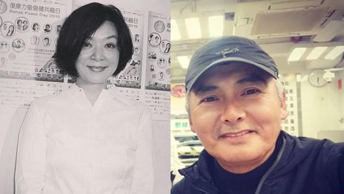 Idy Chan dan Chow Yun Fat