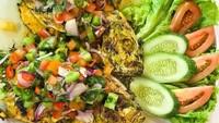 Masak Masak : Ikan Bakar Sambal Dabu-dabu ala Warung Seafood