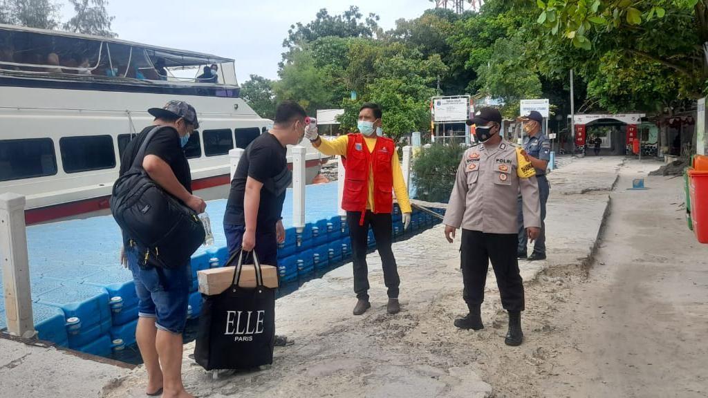 Perjuangan Kampung Tangguh Pulau Pari-Lancang Atasi COVID Hingga Nol Kasus