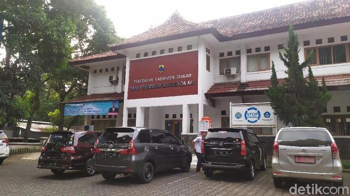 Kantor Dinas Pendidikan dan Kebudayaan Cianjur