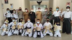 5 Karateka Muda Majalengka Berprestasi pada Kejuaraan di Ceko