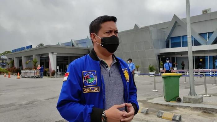Kasat Narkoba Polres Metro Jakarta Barat AKBP Ronaldo Maradona Siregar