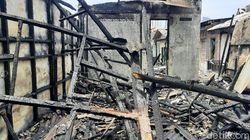 Rumah di Tanah Abang Sempat Terbakar, Warga: Api Lumayan Besar