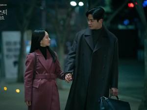 Bintangi Drakor She Would Never Know, Ini 4 Kemesraan Rowoon dan Won Jin Ah