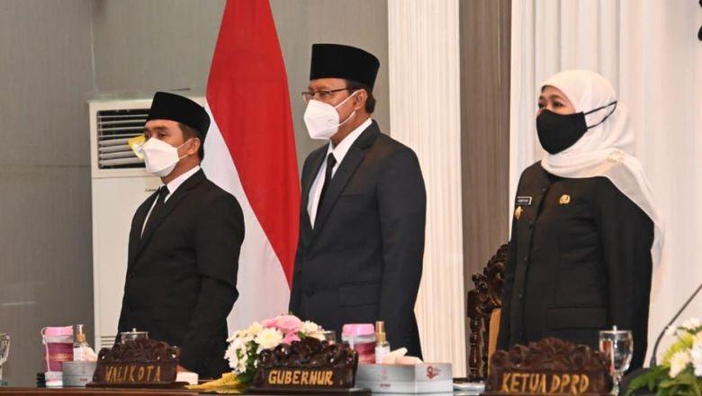 Khofifah: Pasuruan Bisa Jadi Singapuranya Jawa Timur Dipimpin Gus Ipul