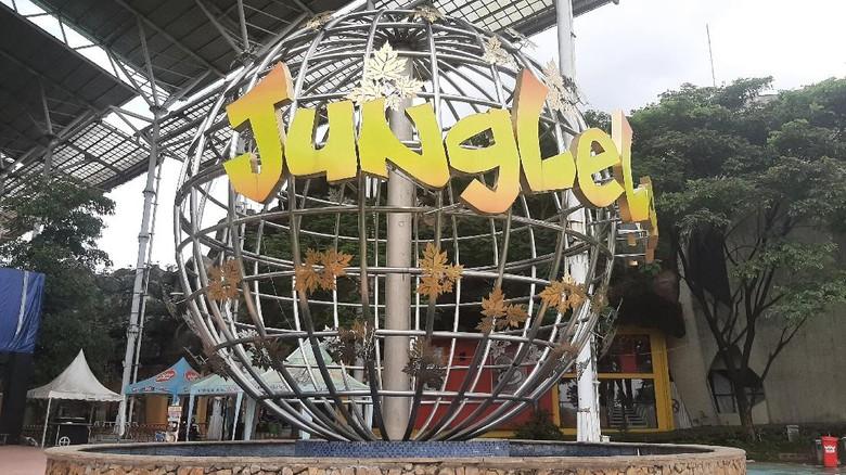 Kondisi terkini JungleLand