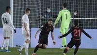 Madrid Vs Sociedad Tuntas 1-1