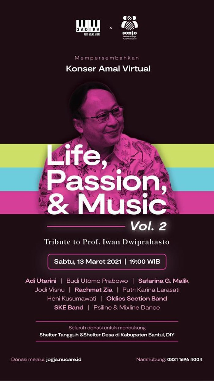 Life, Passion & Music