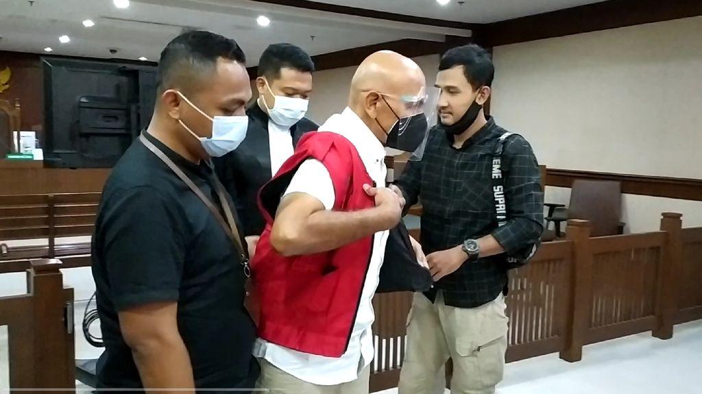 Respons Mark Sungkar Bakal Dipulangkan Usai Jadi Tahanan Kota