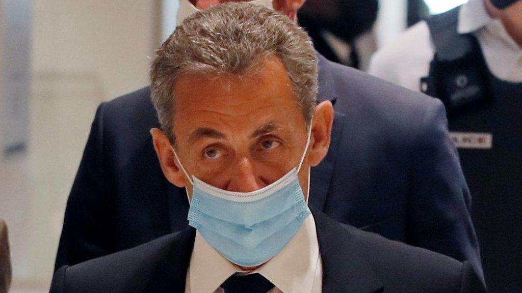 Nicolas Sarkozy, dari Presiden Prancis Kini Jadi Terpidana Korupsi