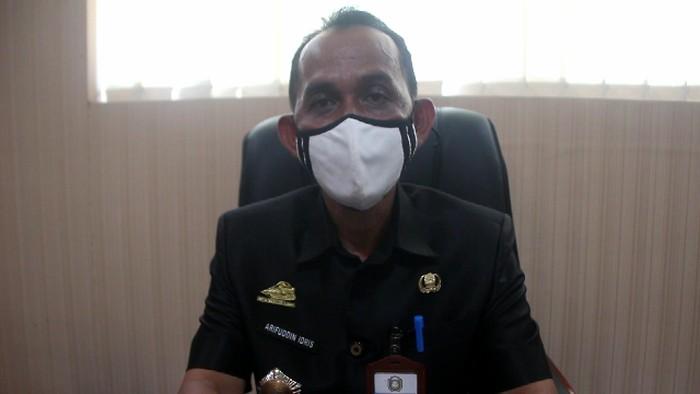 Pelaksana Tugas(Plt) Kadis Pendidikan Kota Parepare, Arifuddin Idris