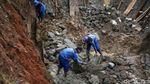 Pembuatan Embung untuk Cegah Banjir di Sumur Batu
