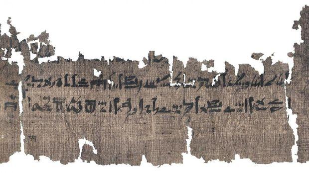 Panduan untuk mumifikasi ditemukan pada sepotong papirus berusia 3.500 tahun yang disebut manuskrip Papirus Louvre-Carlsberg. Teks ini dinamakan demikian karena separuhnya berada di Museum Louvre, Paris, dan separuh lainnya bagian dari Paryrus Carlsberg Collection di University of Kopenhagen, Denmark.Sebelum teks baru ini ditemukan, para ahli hanya memiliki dua teks asli tentang mumifikasi. Proses tersebut dianggap sebagai seni sakral di Mesir kuno, dengan hanya beberapa spesialis yang diinstruksikan tentang cara pembalseman. Pengetahuan tersebut biasanya diteruskan secara lisan dari orang ke orang.