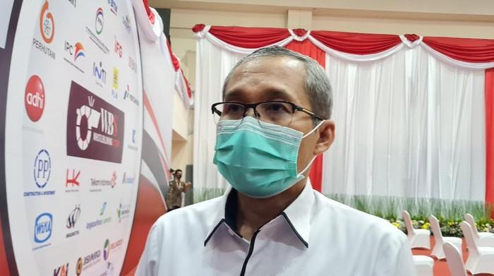 Wakil Ketua KPK Alexander Marwata