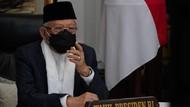 Imbauan Wapres Maruf: Tarawih Sunah, Jaga Diri dari Penularan COVID Wajib!