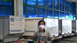 10 Juta Vaksin Corona Sinovac Masuk, Kini Indonesia Punya 38 Juta Dosis