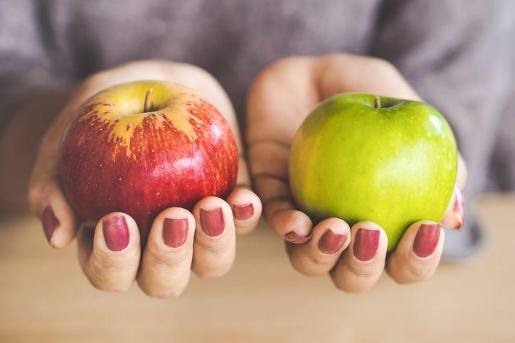 5 Alasan Makan Apel Bagus untuk Diet, Efektif Turunkan Berat Badan!