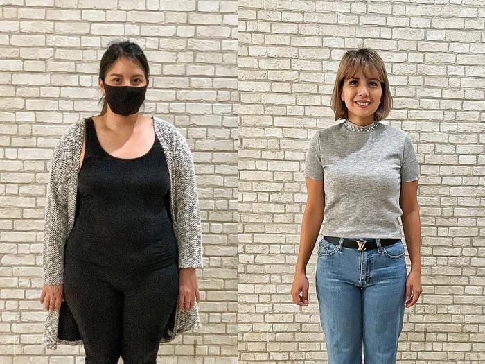 Aktris Tya Ariestya sedang menjadi perbincangan warganet tentang pola dietnya.