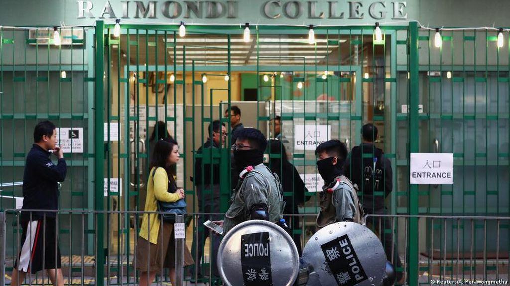 China Ingin Rombak Sistem Pemilihan Umum di Hong Kong