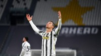 Rekor! Ronaldo Jadi yang Pertama Lakukan Ini Usai Bobol Gawang Spezia