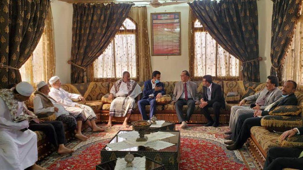 Dubes RI di Oman Bertemu Wagub Mukalla, Bahas Rencana Bentuk Konjen di Yaman