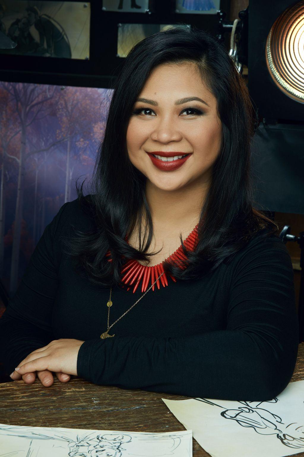 Griselda Sastrawinata jadi salah satu orang Indonesia di balik produksi Raya and the Last Dragon. © 2021 Disney. All Rights Reserved.