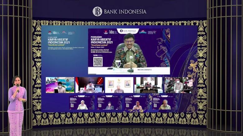Pameran produk lokal Lombok digelar dalam rangka mendukung pariwisata dan UMKM. Lombok memang menjadi salah satu tujuan favorit wisatawan.