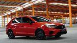 Lihat Lebih Dekat Honda City Hatchback RS, Mobil Pengganti Jazz di Indonesia