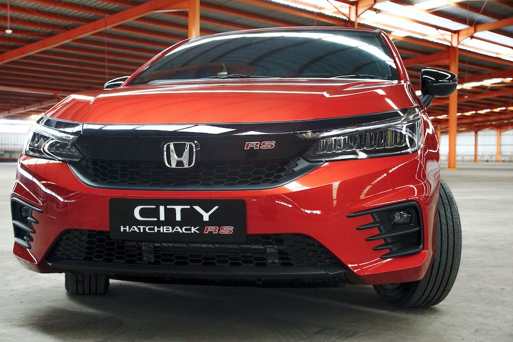 Honda City Hatchback RS