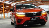 Uji Coba Honda Jazz Killer: City Hatchback RS