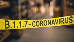 Soal Varian Corona B117, Kemenkes: Cepat Menular Tapi Tak Bikin Sakit Berat