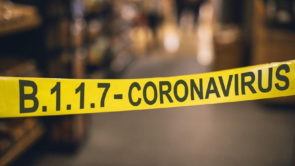 Langkah Kemenkes Cegah Impor Varian Corona Baru Selain B117