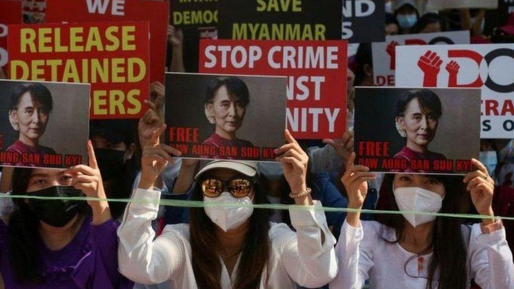 Indonesia Minta Myanmar Hormati HAM dan Buka Pintu bagi ASEAN