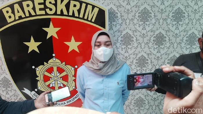 Kasat Reskrim Polres Kediri Kota AKP Verawaty Thaib Verawaty