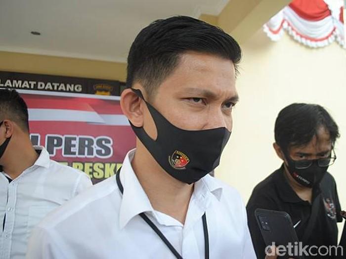 Kasatreskrim Polres Cianjur AKP Anton