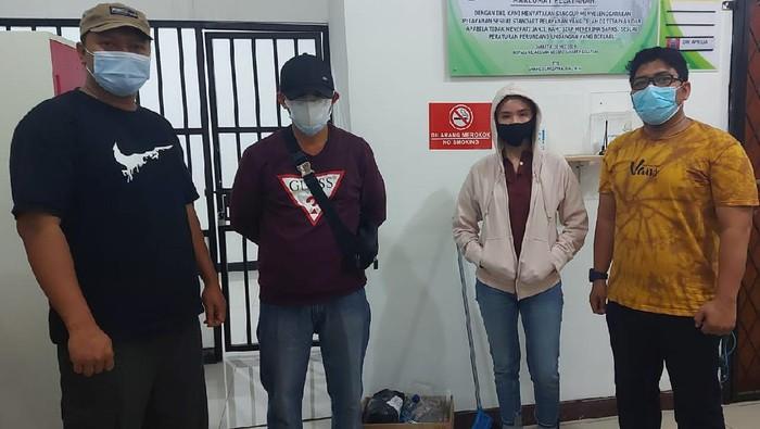 Bety, buron pembobol dana pensiun PT Pertamina senilai Rp 1,4 T ditangkap Kejagung (Dok. Istimewa)
