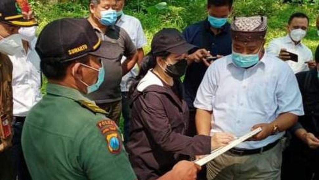 Kunjungi de Djawatan, Puan Tulis Pesan untuk Wisata di Banyuwangi